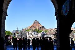 Disneysea 免版税库存图片