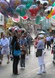 Disneyworld Balloon Seller Stock Photo