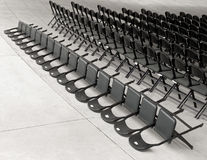 Disorder, chairs Stock Photos