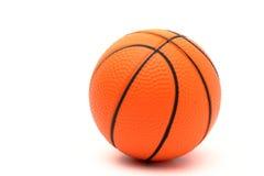 Disparado de um basquetebol Fotografia de Stock Royalty Free