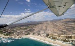 Disparado do ar em Los Cabos Foto de Stock