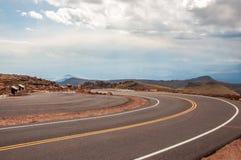 O pico de Pike, Colorado Imagem de Stock