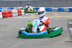 Disparaissent le kart photo libre de droits