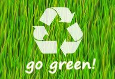 Disparaissent le vert Image stock