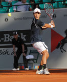 Disparaissent Soeda, le tennis 2012 Photos stock