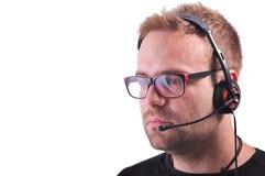 Dispatcher med exponeringsglas royaltyfri fotografi