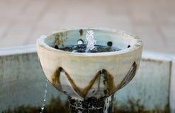 Dispensador del agua Imagenes de archivo
