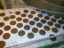 Dispensador del chocolate Foto de archivo libre de regalías