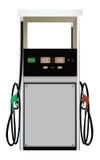 Dispensador del combustible ilustración del vector