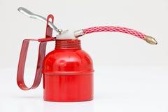 Dispensador genérico del aceite lubricante. Imagenes de archivo