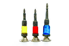 Dispensadores del perfume Imágenes de archivo libres de regalías