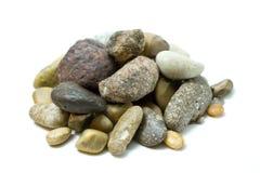 Dispersão das pedras Imagens de Stock