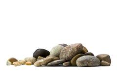 Dispersion de pierres Images libres de droits