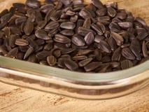 Dispersion des graines Photographie stock libre de droits