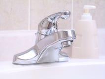 Dispersore della stanza da bagno Fotografia Stock
