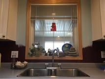 Dispersore di cucina Fotografia Stock