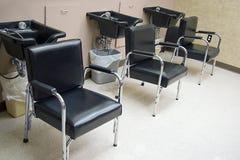 Dispersori dei capelli del salone Fotografie Stock
