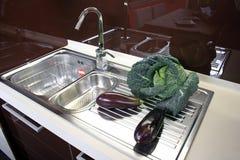 Dispersori di cucina Fotografie Stock Libere da Diritti