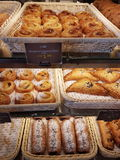 Display of Bakeries Stock Image