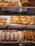 Display of Bakeries Royalty Free Stock Photo
