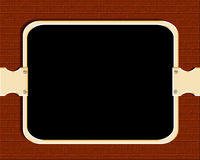 Display Board Royalty Free Stock Images
