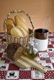 Display of bread 1. Royalty Free Stock Photos