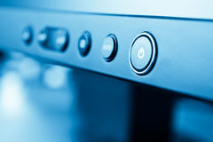 Display buttons Royalty Free Stock Photos
