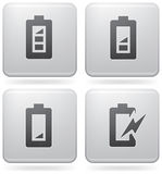 Display Phone Icons Royalty Free Stock Photos