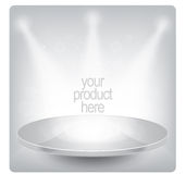 Display Product Vector Royalty Free Stock Photography
