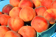 Fuzzy Peaches Stock Images