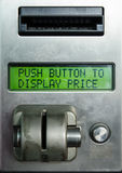 Display of Vending Machin Royalty Free Stock Photography