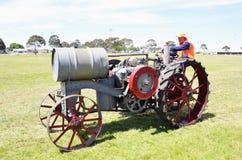 Tractor. stock photos