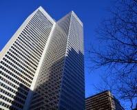 Disponga l'edificio di Marie del ville Immagini Stock
