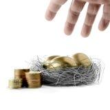 Disponibilità IV di pensione Immagini Stock Libere da Diritti