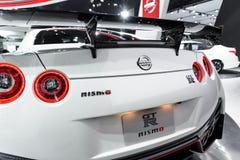 Disponibilità limitata 2016 di Nissan GT-r NISMO Fotografie Stock