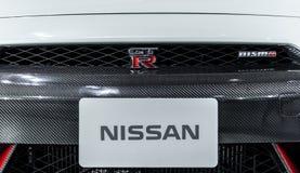 Disponibilità limitata 2016 di Nissan GT-r NISMO Fotografia Stock Libera da Diritti