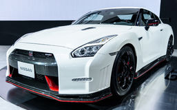 Disponibilità limitata 2016 di Nissan GT-r NISMO Immagine Stock