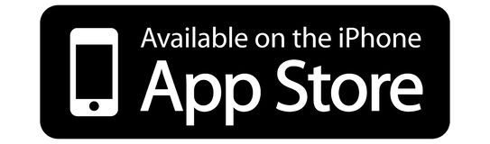 Disponible en el iphone de App Store Apple