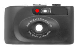 Disposable Camera Royalty Free Stock Images