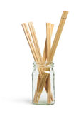 Disposable Chopsticks in Bottle Stock Photos