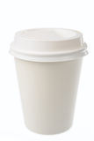 Disposable cup Royalty Free Stock Photography