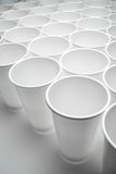 Disposable cups Royalty Free Stock Photo