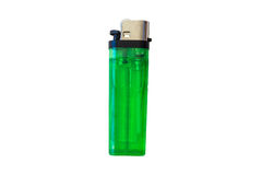 Disposable gas lighter Royalty Free Stock Image