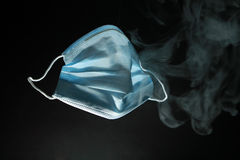 Disposable mask Royalty Free Stock Photography