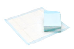 Disposable medicine sheet Stock Photography
