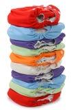Disposable nappy Stock Photos