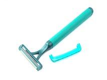 Disposable razor Stock Photos