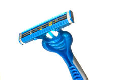 Disposable razor. Stock Photo