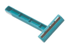Disposable Razor Isolated Stock Photography