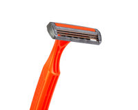 Disposable shaving razor Royalty Free Stock Image